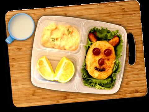 Chicken and Potato Patties Recipe