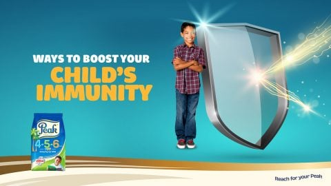 Ways to Boost Your Child's Immunity