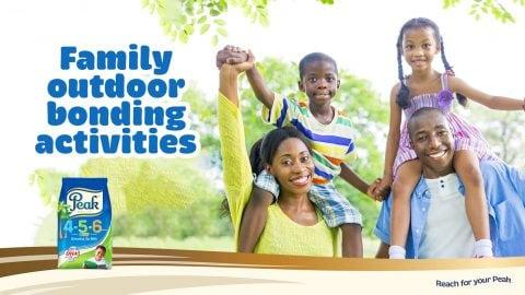 Family Outdoor Bonding Activities