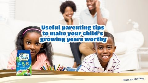 Useful Parenting Tips to Make Your Child's Growing Years Worthy