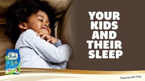 Your Kids and Their Sleep