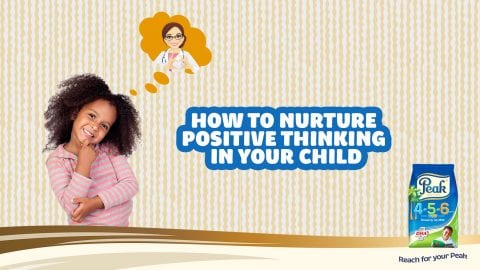 How To Nurture Positive Thinking In Your Child