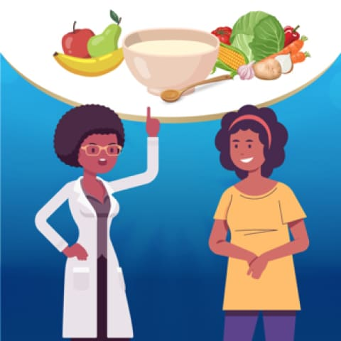 Maternal Education & Provision of Complementary Foods: Two Key Strategies for Child Growth